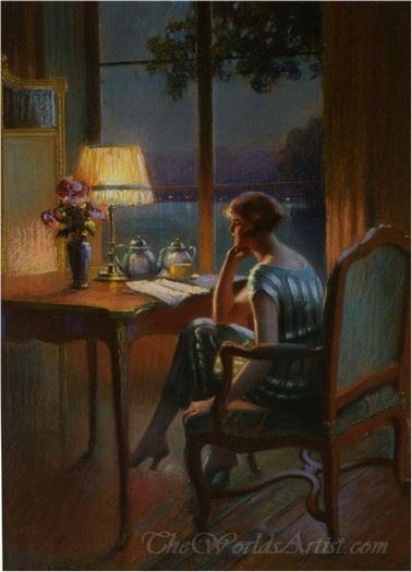 A Son Bureau  (At Her Office)