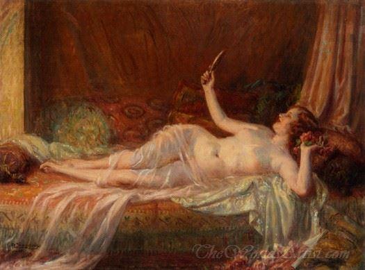Apres Le Bain  (After The Bath)