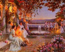 Les Lampions  (The Lanterns)