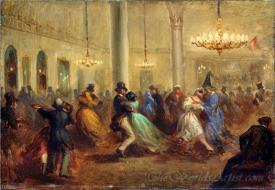 Baile De Capellanes  (Dancing Chaplains)