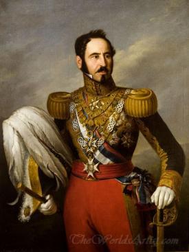 Baldomero Espartero Prince Of Vergara