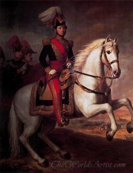 Retrato Del General Prim