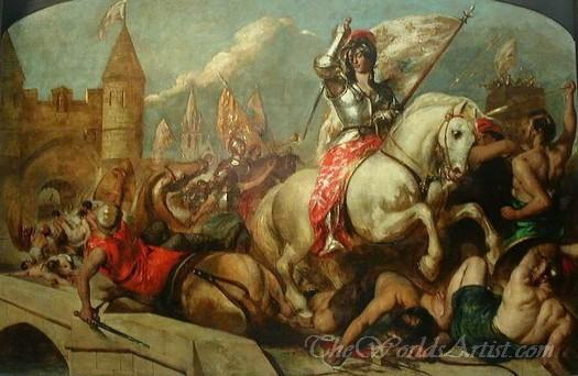Joan Of Arc  (Jeanne Darc)