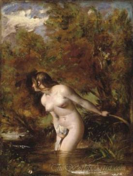 Musidora The Bather