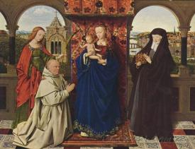 The Madonna With The Carthusians