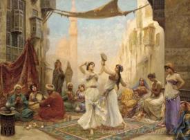 The Tambourine Dance