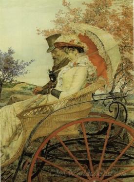 En El Carro  (In The Cart)