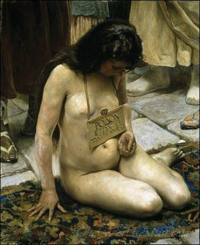 La Esclava  (Slave For Sale)