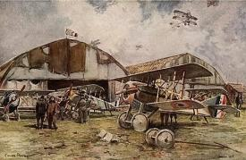 French Aerodrome