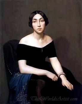 Madame Louis Antoine De Cambourg