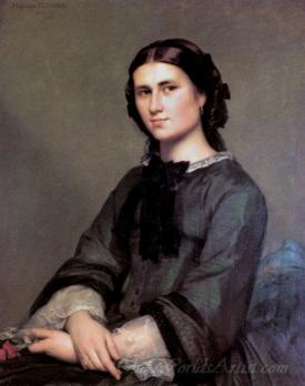 Mlle Mathilde Maison