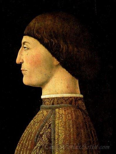 Portrait De Sigismond Malatesta