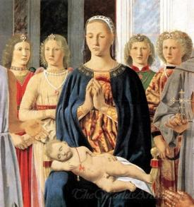 Montefeltro Altarpiece