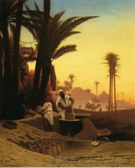 The Egyptian Potter