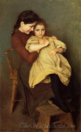 Chagrin D Enfant  (Grief Of A Child)
