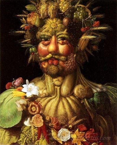 Vertumnus Rudolf Ii  (Vortumnus)