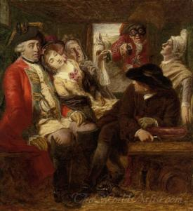 A Stage Coach Adventure In 1750