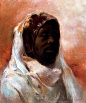 Cabeza De Etiope  (Ethiopian Head)