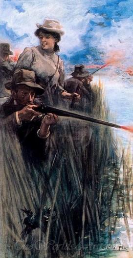 Cazadores  (Hunters)