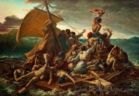 The Raft Of The Medusa  (Radeau De La Meduse)
