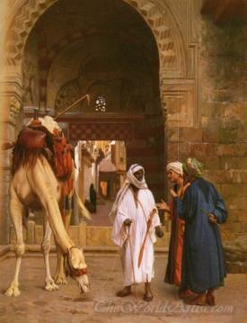 Arabs Arguing