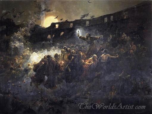 La Vision Del Coloseo El Ultimo Martir  (The Vision In The Colosseum The Last Martyr)