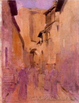 Calle De Asis