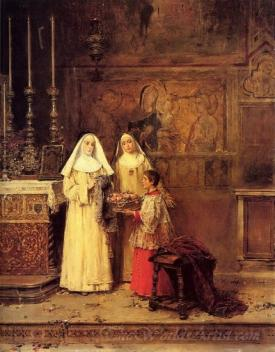 Celebrating Santa Maria Della Rosa