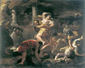 Il Ratto Delle Sabine  (The Rape Of The Sabine)