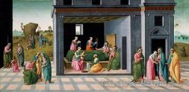 Scenes From The Life Of St John The Baptist