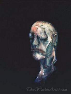After The Life Mask Of William Blake