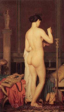 Le Coucher De Sapho  (The Bed Of Sappho)