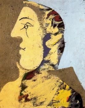 Cabeza De Mujer Perfil  (Head Woman Profile)