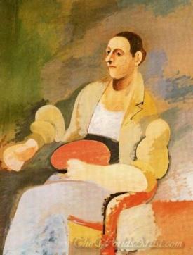 Retrato De Master Bill  (Portrait Of Master Bill)