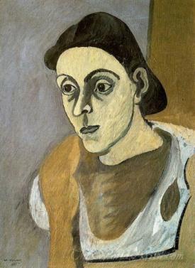Retrato De Vartoost  (Portrait Of Vartoosh)