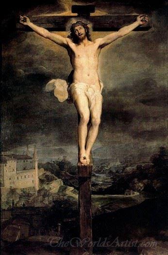 Cristo En La Cruz  (Christ On The Cross)