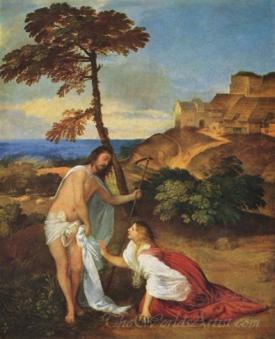 Christus Und Maria Magdalena  (Christ And Mary Magdalene)