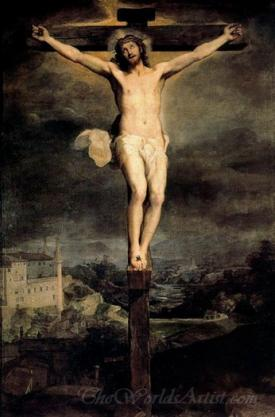 Cristo En La Cruz  (Christ On The Cross)