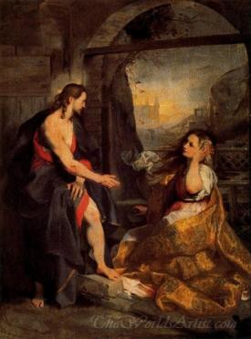 Noli Me Tangere  (Do Not Touch Me)