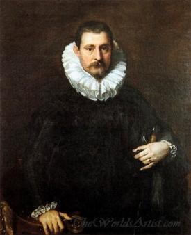Portrait Of Ippolito Della Rovere