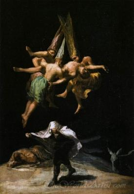 Witches In The Air
