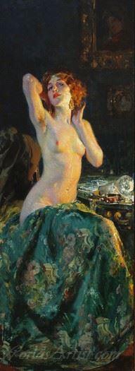 Allo Specchio  (At The Mirror)