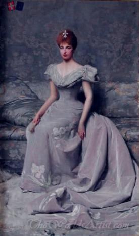 Elena Dorleans Duchessa Daosta
