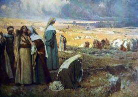 Le Marie Al Calvario  (Marie At The Calvary)