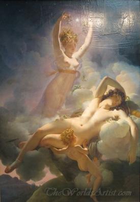 Aurora And Cephalus 1783
