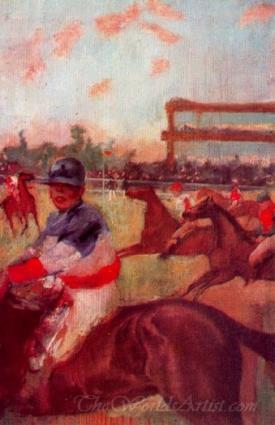 Carreras De Caballos  (Horse Races)