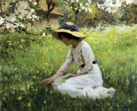 Les Fleurs Du Printemps  (The Flowers Of Spring)