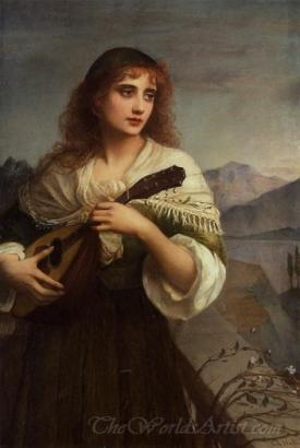 Frencesca And Her Lute