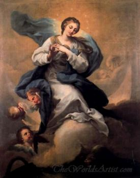 Inmaculada  (Immaculate Conception)