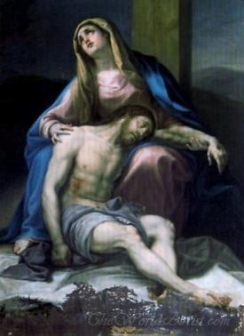 Nuestra Senora De Los Dolores  (Our Lady Of Sorrows)